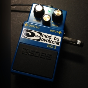BOSS BD-2 Modify