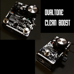 OVALTONE CLEAN BOOST 1&2