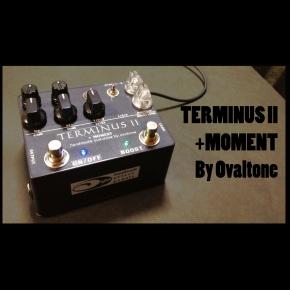 TERMINUS II + MOMENT