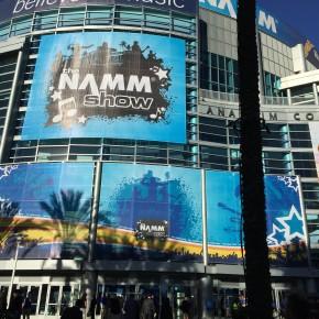 NAMM SHOW 2016