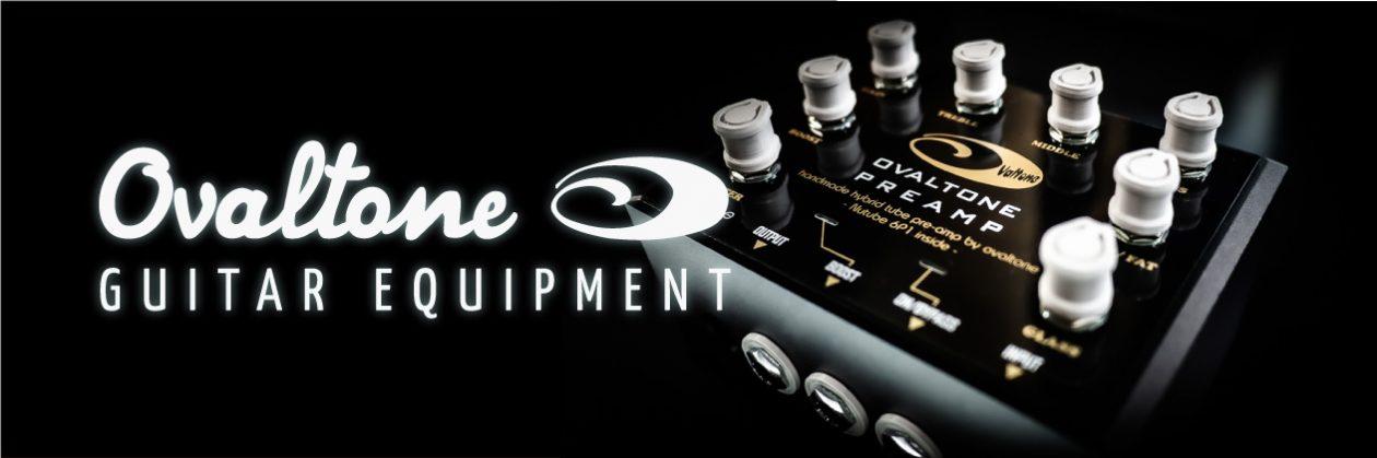 Ovaltone -handmade effect pedals-